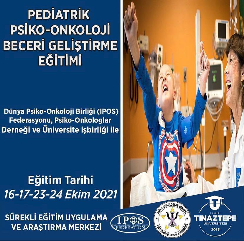 Pediatrik Psiko-Onkoloji Beceri Geliştirme Eğitimi